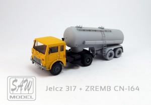 Jelcz 317 + ZREMB CN-164